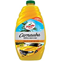 Deals on Turtle Wax Carnauba Wash & Wax 48. Fluidounces