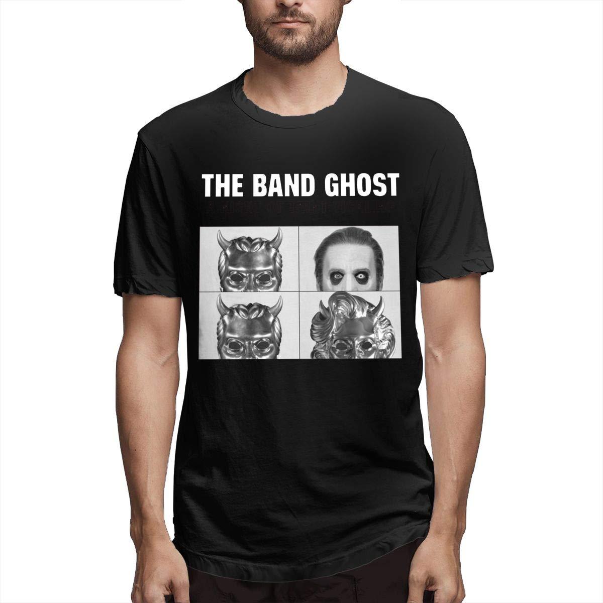Dahwy A Hard Ghost Night Fashion S Tshirt