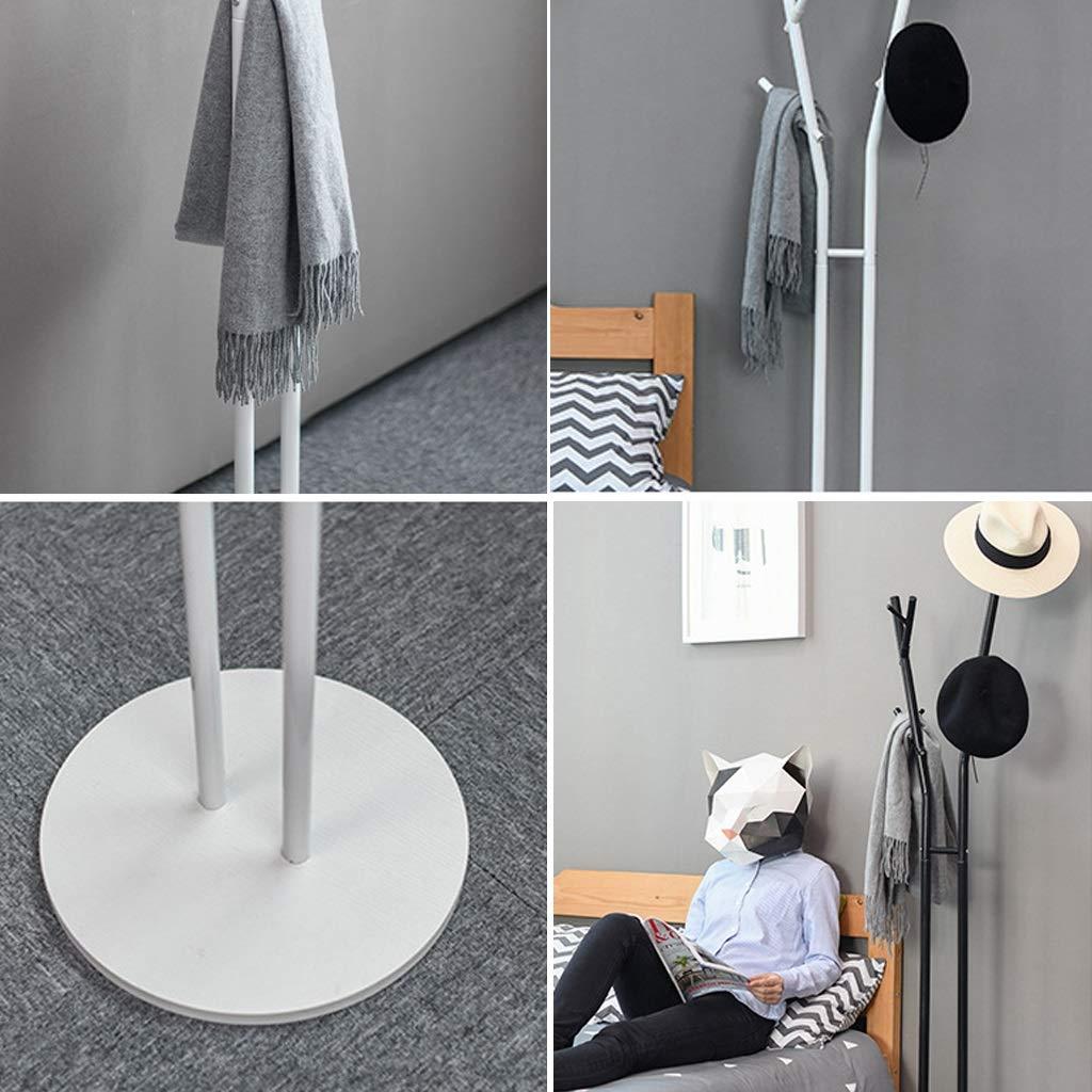 Amazon.com: Free-Standing Metal Coat Rack Hanger, Modern ...