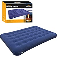 Milestone Camping Flocked Airbed