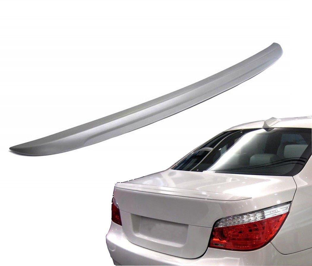 Serie 5 E60 berlina 2005 - 2010 M5 sport m posteriore bagagliaio spoiler lip Wing