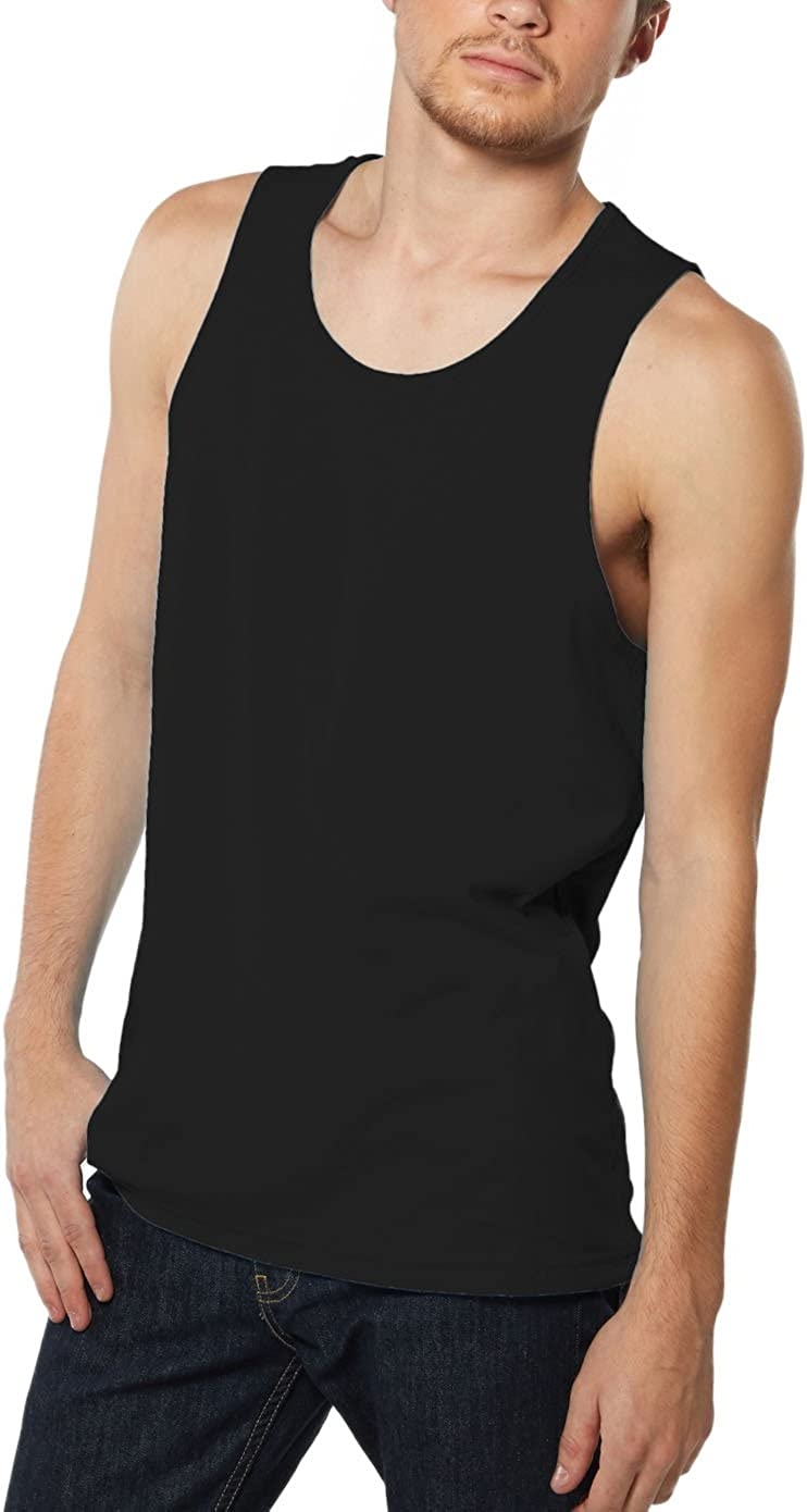Nayked Apparel Men's Ridiculously Soft Tank Top