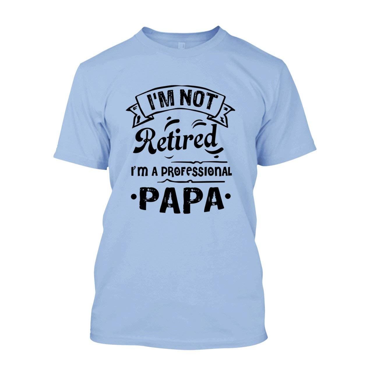 Cool I M A Professional Papa T Short Sleeve T Shirt 4032