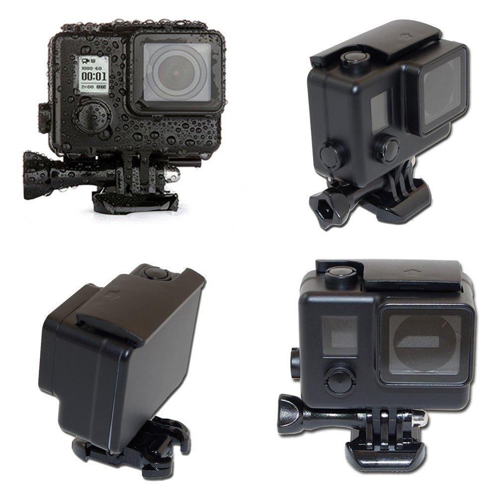 CBK Black Waterproof Underwater Diving Hard Housing Case For GoPro HD Hero 3 3+ 4