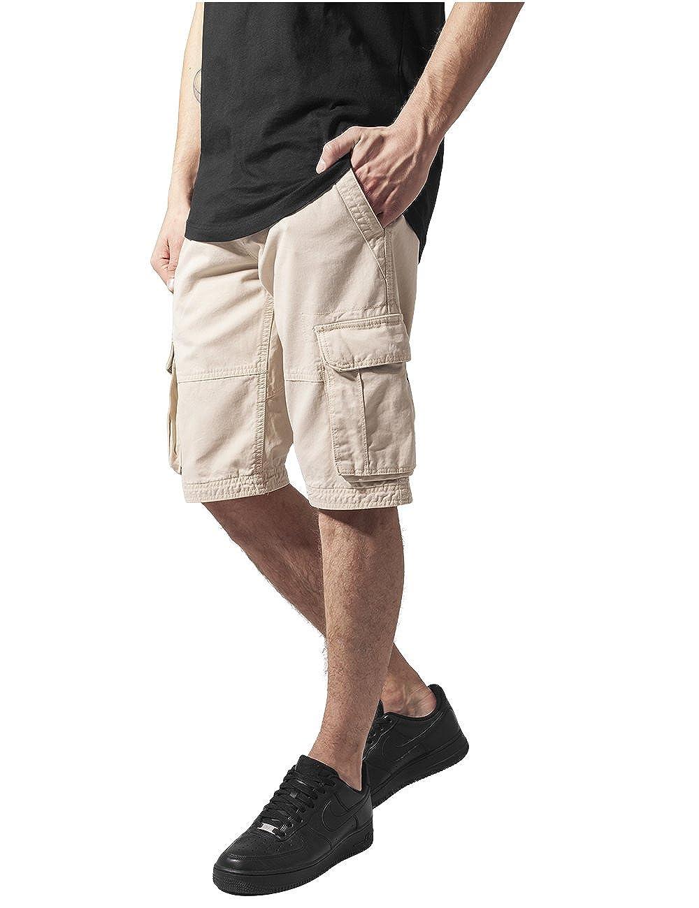 Urban Classics Fitted Cargo Shorts, Pantaloncini Uomo TB1265