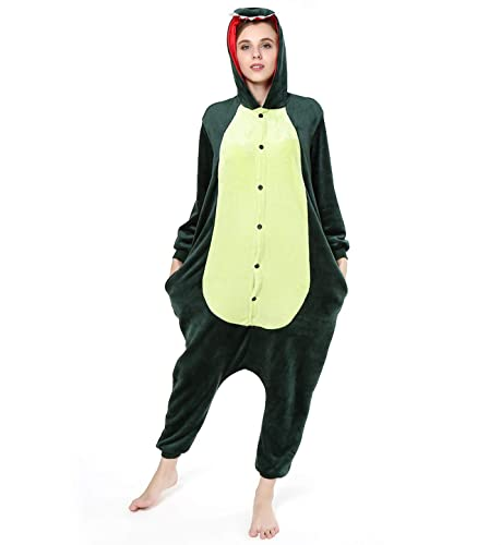 Image Unavailable. Image not available for. Color  Fesky Adult Onesie  Pajamas Animal Dinosaur Cosplay Costume Unisex for Men Women ca90a8aca