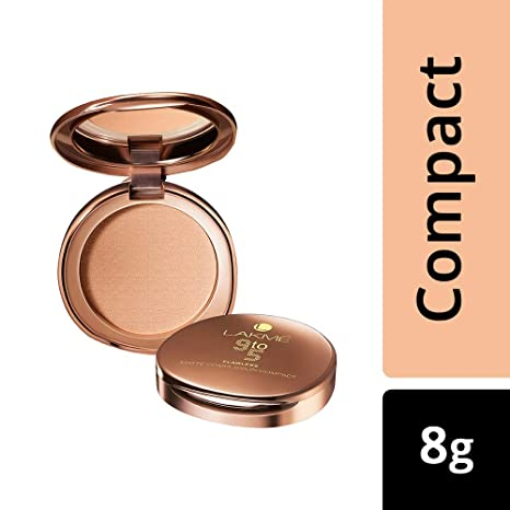 Buy Lakme 9 to 5 Flawless Matte Complexion Compact, Melon, 8g Online at Low Prices in India - Amazon.in