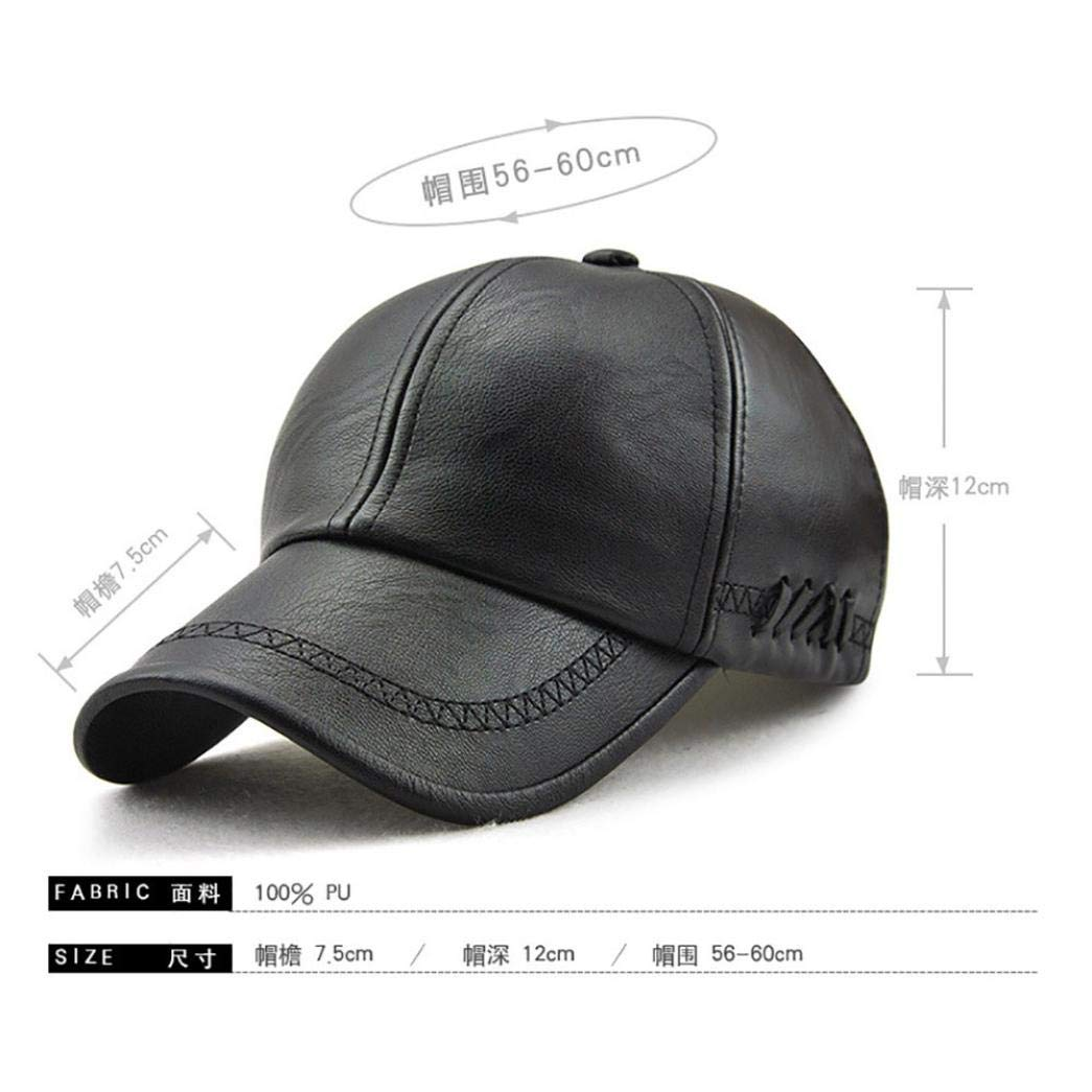 URIBAKE Men Summer Bandage Cap Hats Casual Hat Hip Hop
