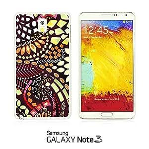 OnlineBestDigital - Geometrical Pattern Hardback Case for Samsung Galaxy Note 3 N9000 - Beautiful Designed Pattern