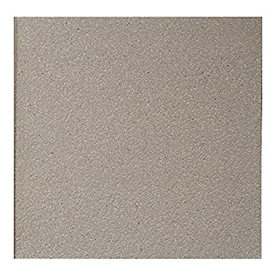 Quarry Ashen Gray 6 in. x 6 in. Abrasive Ceramic Floor and Wall Tile (11 sq. ft. / case)