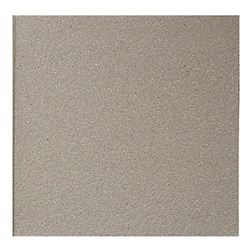 (Quarry Ashen Gray 6 in. x 6 in. Abrasive Ceramic Floor and Wall Tile (11 sq. ft. / case) )
