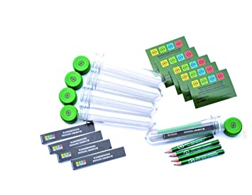 5x PET Preforms (13 cm) for Use as a Geocache Container with