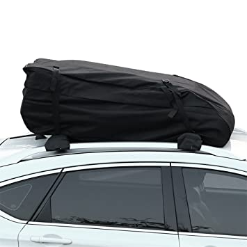 YKS Roof Top Cargo BagCross Country Soft Car Carrier Best For Traveling