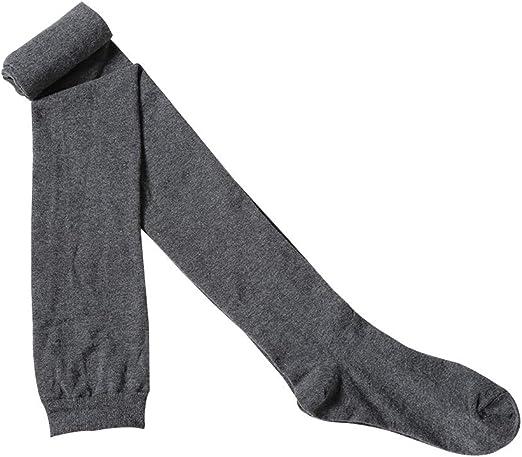 FENICAL Calcetines de algodón Muslo de Las Mujeres Sobre la ...