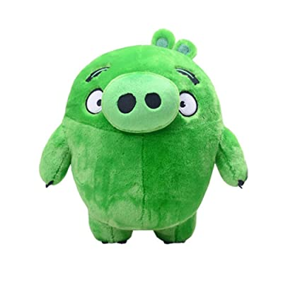 Have Love Kids Toys Cartoon Characters Catcher Toys Angry Pigs Plush Dolls Green: Clothing