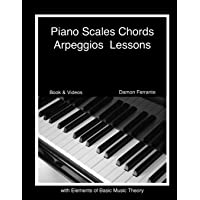 Piano Scales, Chords & Arpeggios Lessons with Elements