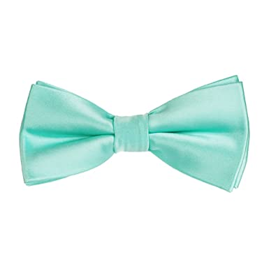 cravateSlim - Pajarita - para hombre Verde verde aguamarina Talla ...