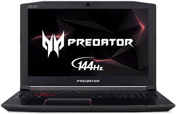 Acer Predator Helios 300 Gaming Laptop PC