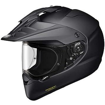 Shoei Hornet ADV Dual Sport Motocross Helmet XL Matt Black