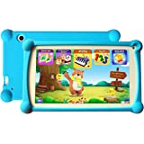 Kids Tablet 7 inch Android 9.0 Kids Tablets Toddler Tablet Kids Educational Tablet with WiFi Childrens Tablet 1GB + 8GB Paren