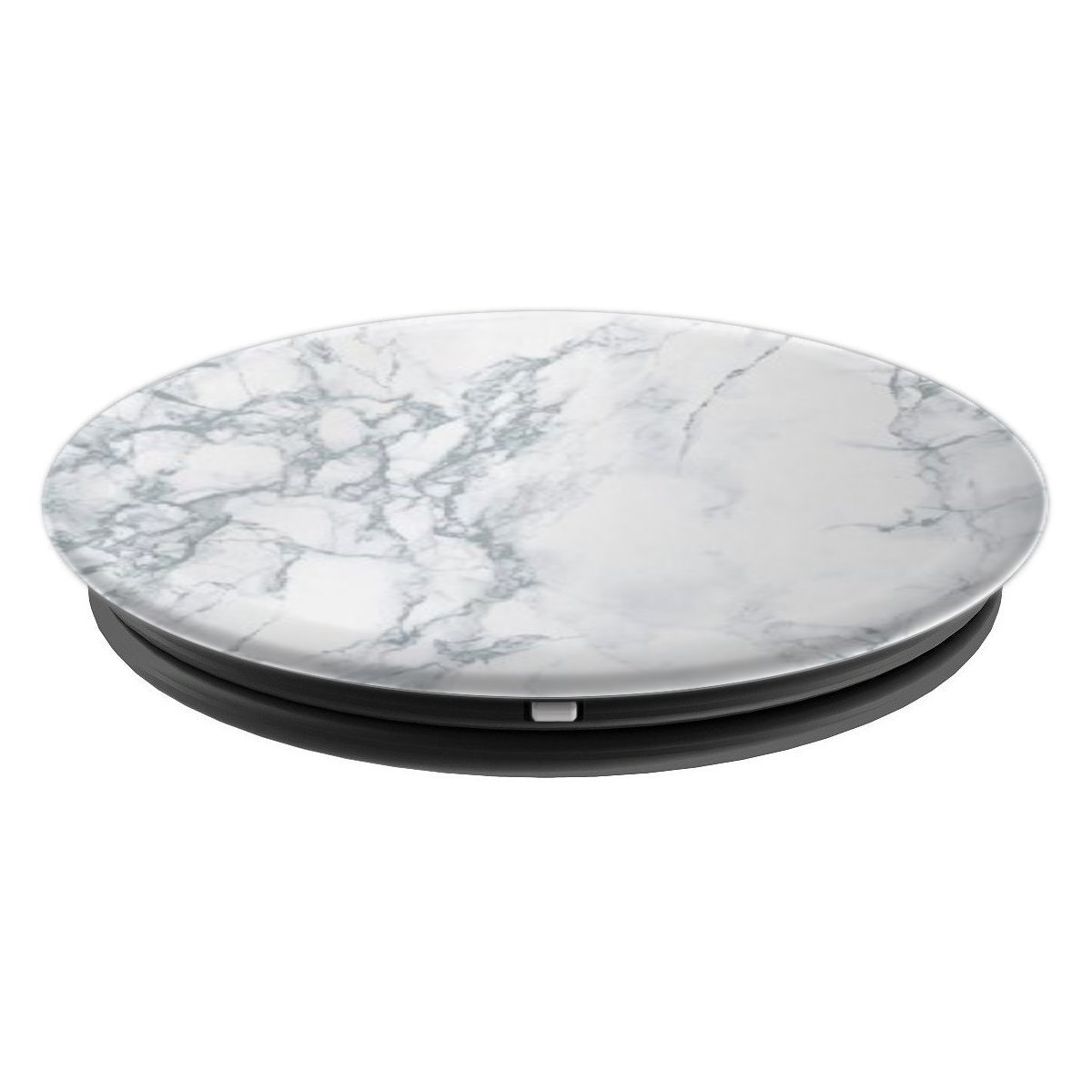 Simply Marble PopSocket - Mobile Phone Accessory - PopSockets Grip and Stand for Phones and Tablets by Unique PopSockets (Image #2)