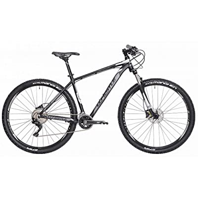 'Mountain Bike Whistle Patwin 1719Gris Noir–Anthracite Matt 2922V Taille S (160–170cm)