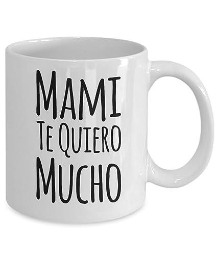 Amazon.com: TNMagicShop - Regalo para mama - mami te quiero ...