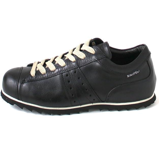 Snipe America negro/rippel extralight negro: Amazon.de: Schuhe & Handtaschen