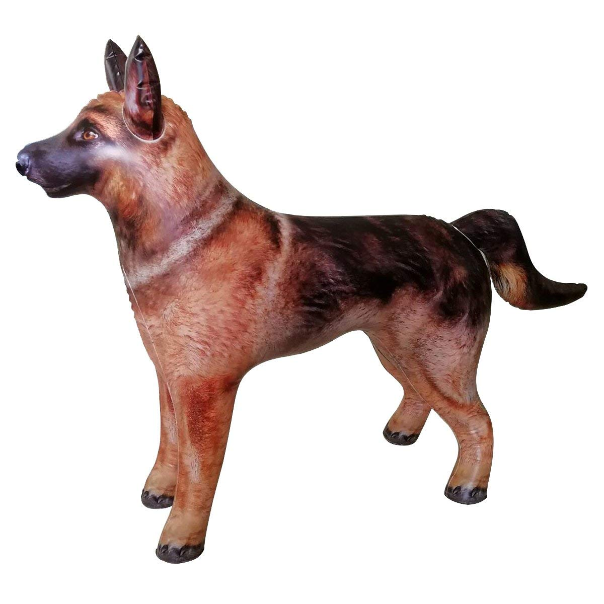 Amazon.com: Jet Creations – Pastor alemán hinchable perro ...