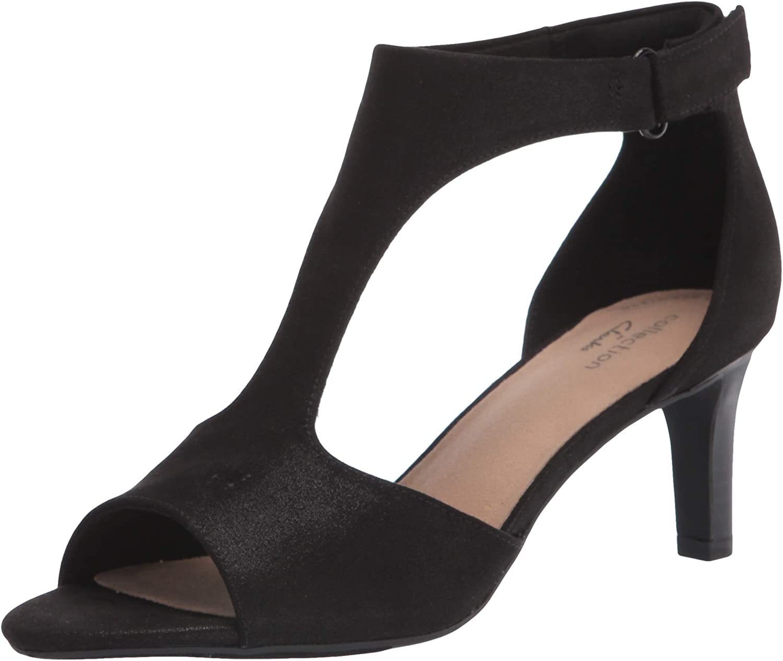 Clarks Women's Alice Flame Heeled Sandal