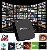 Greatever NEXBOX N9 Android 4.4 TV Box 1GB/8GB 4K Wifi Kodi HDMI Rockchip RK3229 Quad-core Smart Streaming Media Player
