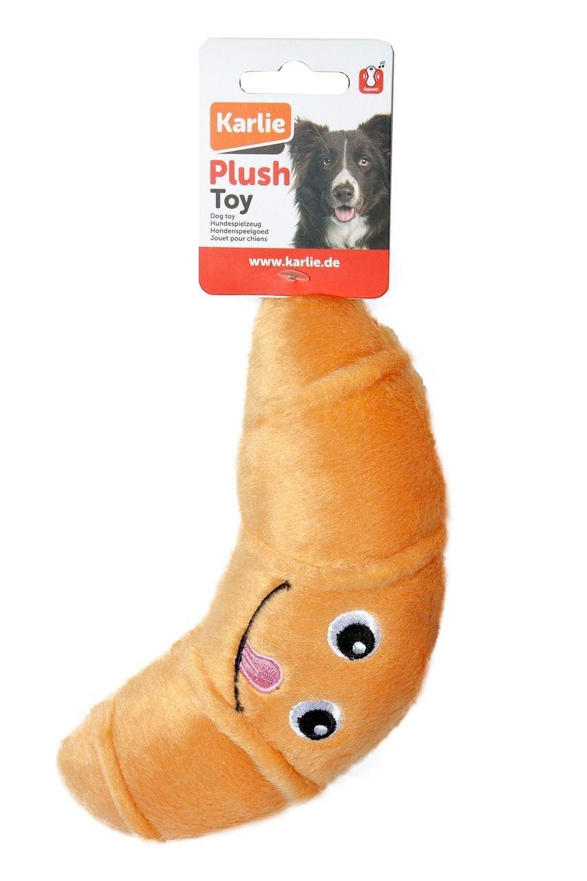 colore: Beige Karlie 521587 19 cm Peluche a forma di cane
