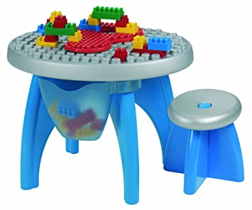 Ecoiffier Activity Table: Amazon.co.uk: Toys & Games