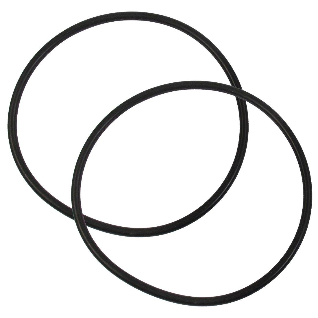 RETYLY 135 mm x 5 mm Gummidichtung oelfilter O-Ringe Dichtungen Schwarz