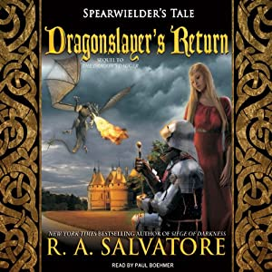 Dragonslayer's Return Audiobook
