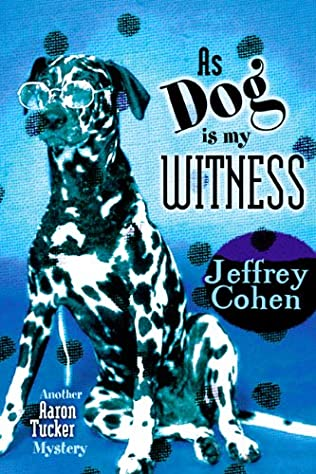 book cover of As Dog Is My Witness
