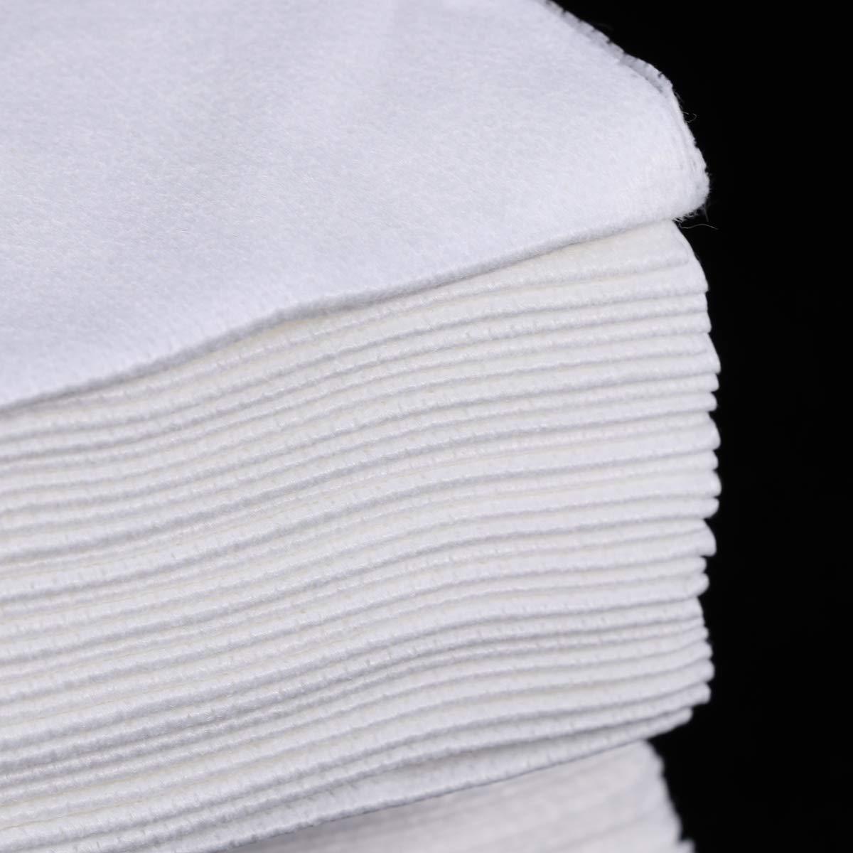 SUPVOX Tatuaje desechable Limpie Papel Toalla de papel Tissue Body ...