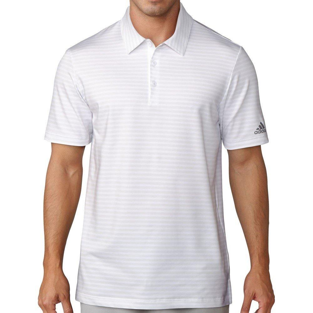 (アディダス) adidas メンズ ゴルフ トップス adidas Ultimate365 2-Color Stripe Golf Polo [並行輸入品] B07BPRF26W S