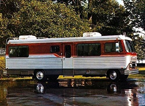Amazon 1979 Barth Motorhome RV Factory Photo Entertainment