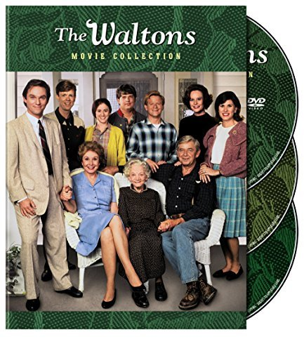 The Waltons Movie Collection (A Wedding on Walton's Mountain / Mother's Day / A Day for Thanks / A Walton Thanksgiving Reunion / Wedding / Easter)