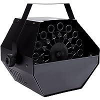 Negro 25W 220V portátil Mini máquina de pompas