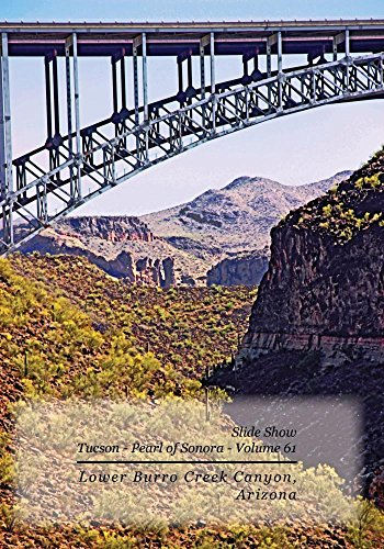 Pearl of Sonora - Volume 61 - Lower Burro Creek Canyon, Az (Lower Slide)