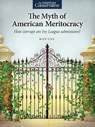The Myth of American Meritocracy (English Edition)