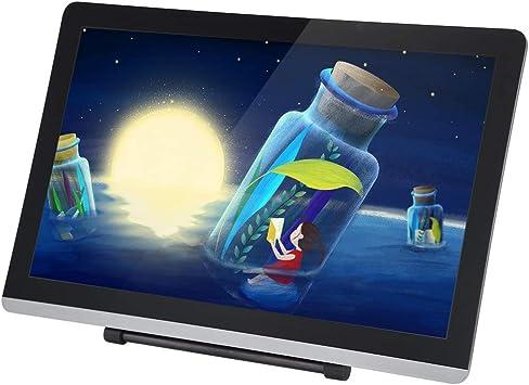 21.5 Pulgados 2048 Niveles Tableta Gráfica de Dibujo IPS,Alta Sensibilidad Tablero de Dibujo Profesional,170 Grados 250cd IPS Pantalla Brillante,Tablet de Escritura Ergonómico,Mejor Regalo(EU): Amazon.es: Electrónica