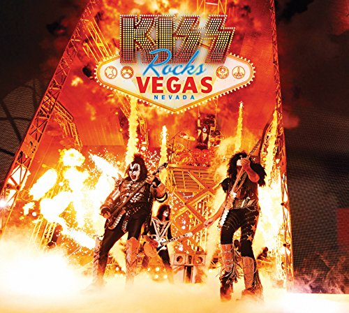 Kiss Rocks Vegas -