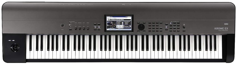 人気デザイナー KORG キーボード シンセサイザー KROME 88鍵盤 EX キーボード 61鍵盤 シンセサイザー B07MVZSVTL 88鍵盤 88鍵盤, ノダガワチョウ:9963db43 --- cafestar.in