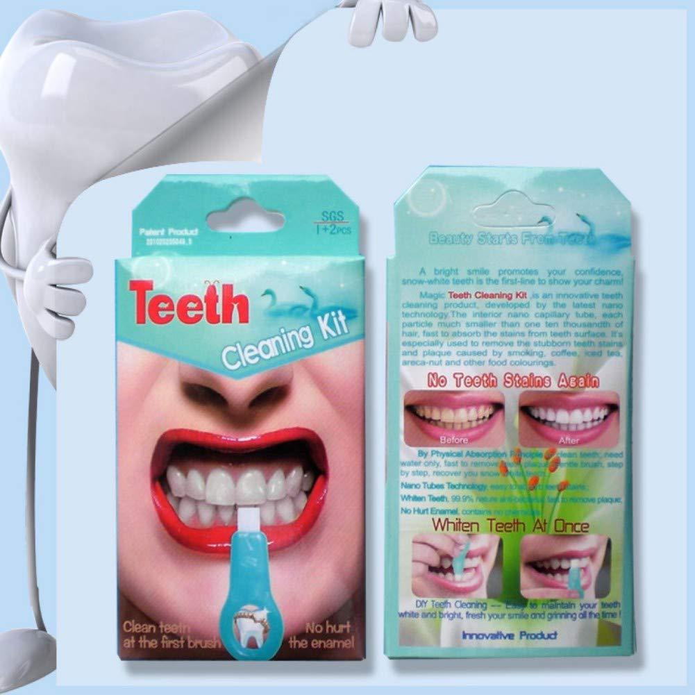 Denti nani pro che imbiancano lo stick dentale Symeas