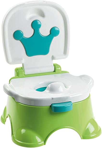 Pink//Green Childrens Potty Training Chair Seat Baby Kids Removable Toilet Seat