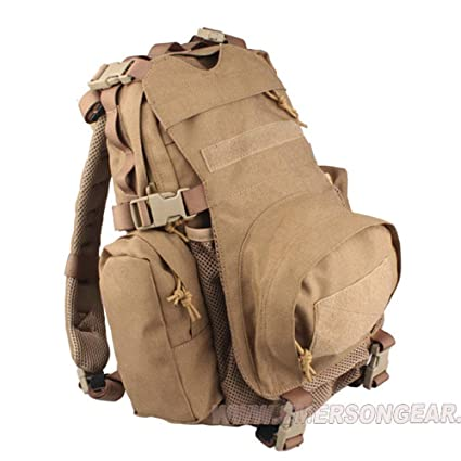 f90a74927d6 EMERSONGEAR Military Molle YOTE Rucksack Tactical Army Backpack, Hydration  Assault Pack, Hiking Daypack (