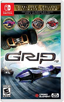 GRIP: Combat Racing - AirBlades vs Rollers for Nintendo Switch